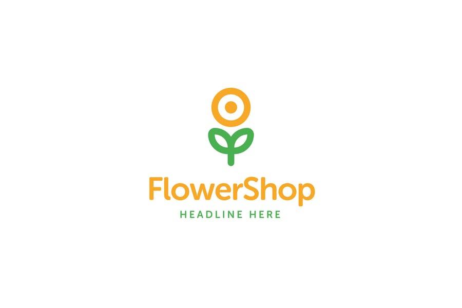Modern Floral Branding Design
