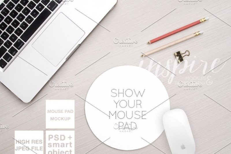 Mouse Pad Design Presentation