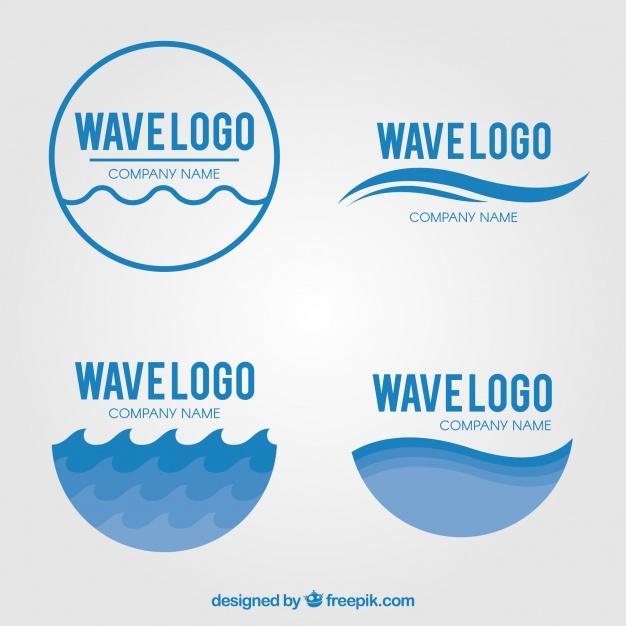 Pack of Logo Vectors