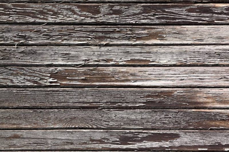 Peeling Wooden Wall Texture