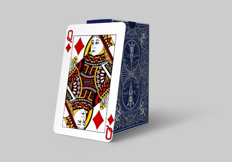 Playing Card Design Mockup