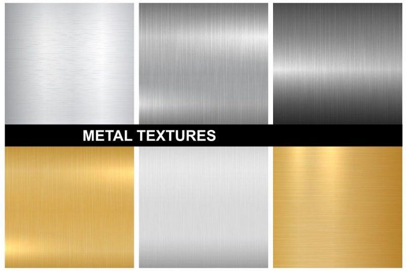 Polished Metallic Textures