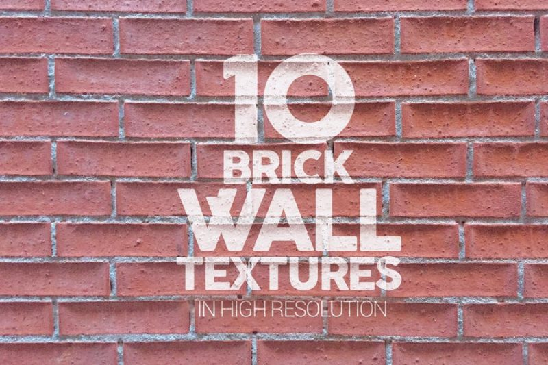 Professional Brick Wall Backgrounds