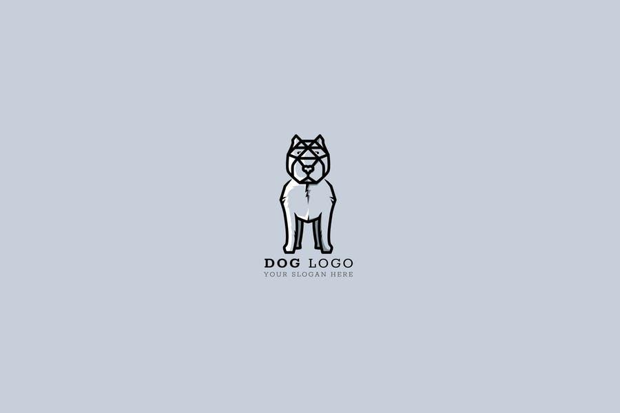 Professional Dog Logo Design