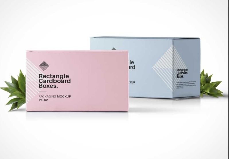 Rectangular Soap Branding Mockup
