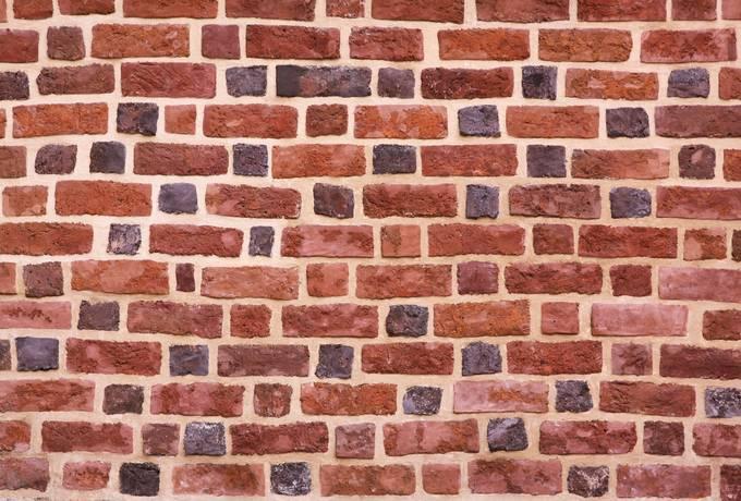 Renovated Brick Wll Texture