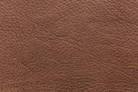 Rough Brown Leather Background