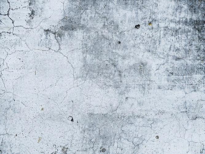Rusty White Concrete Background