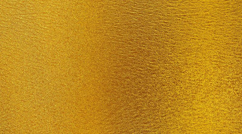 Shiny Gold Foil Texture