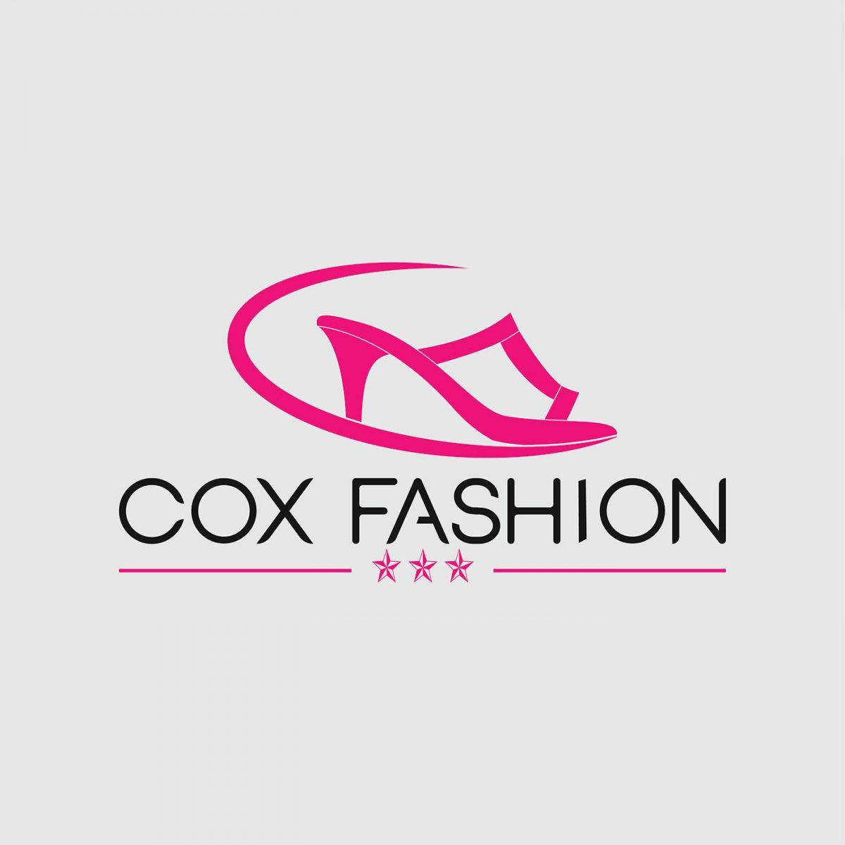 Shoe Branding Design Concept