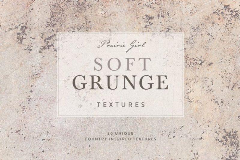 Soft Grunge Textures