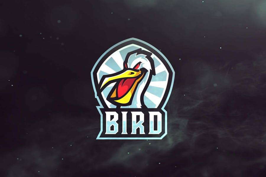 Sports Bird Logo Design