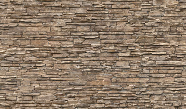 Stacked Stone Wall Texture