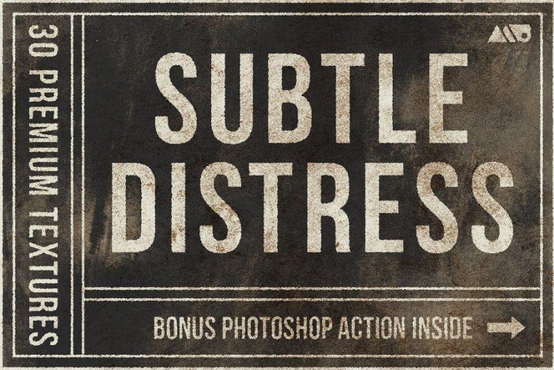 Subtle Distress Background Textures
