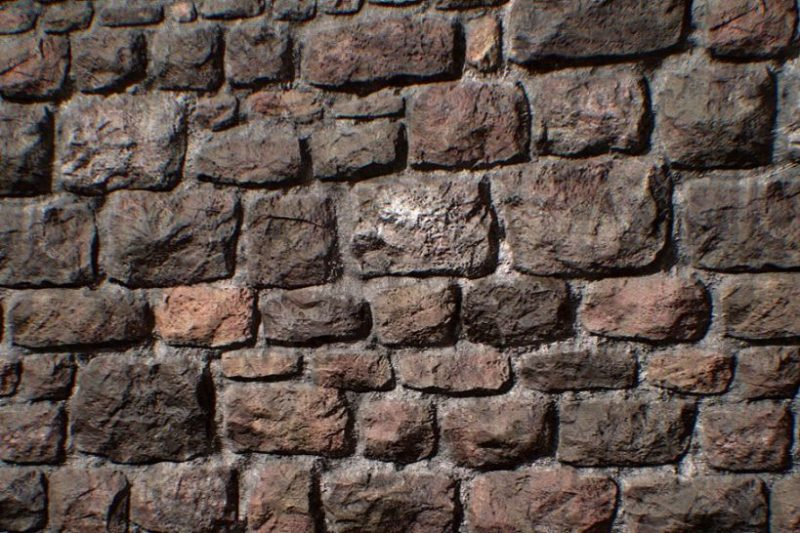 Tillable Stone Wall Textures