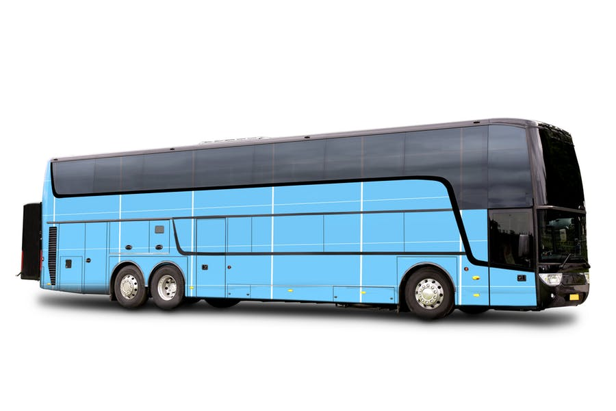 Travel Bus PSD