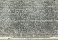 Uneven Grey Stone Wall Background
