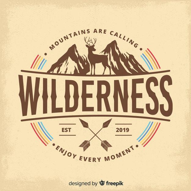 Vintage Adventure Logo Design