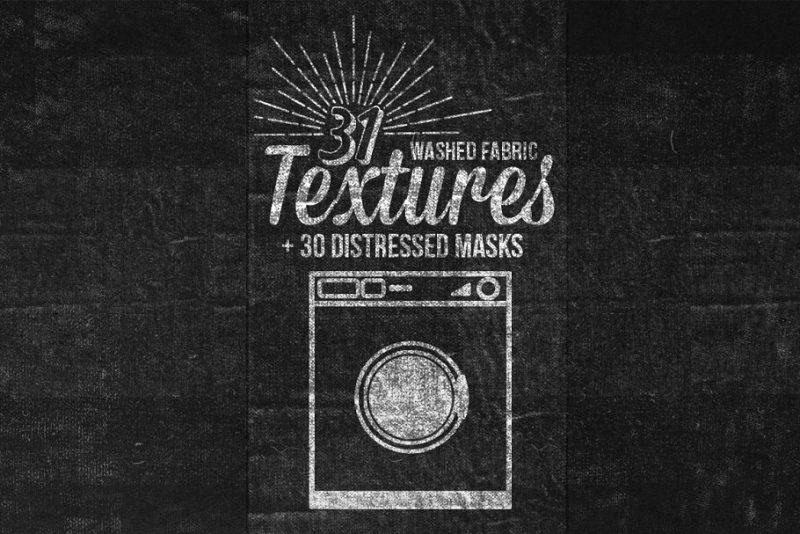 Washed Cloth Textures Pack