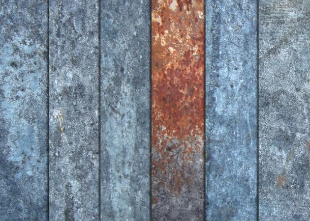 Weathered Silver Textures