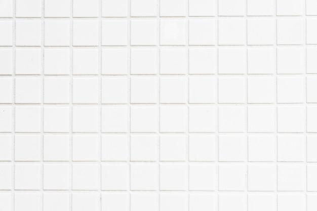 White Tile Photo Background