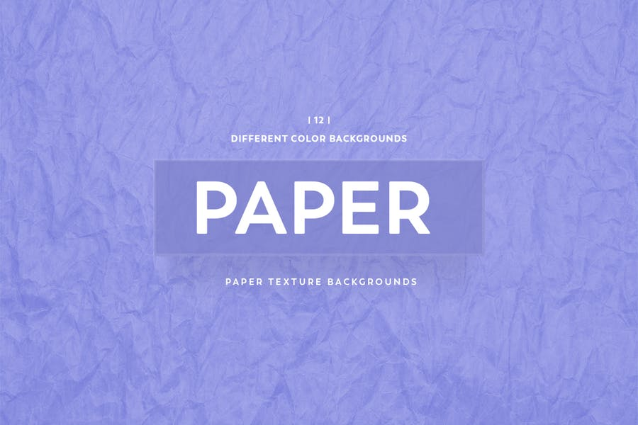 Wrinkled Color Paper Texture