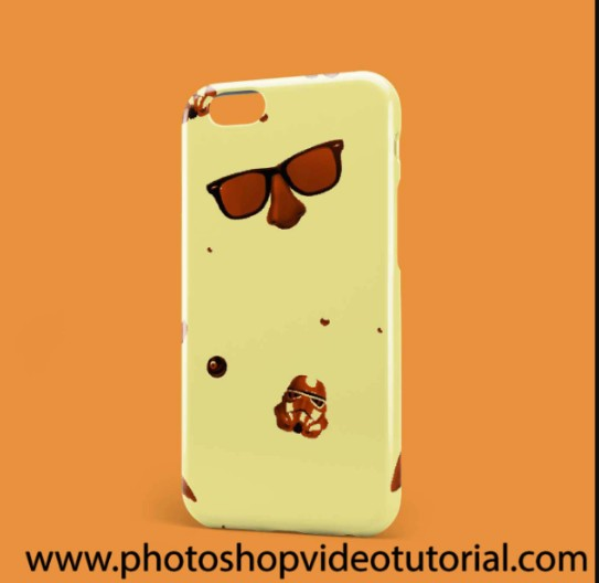 iPhone 6S Case Mockup