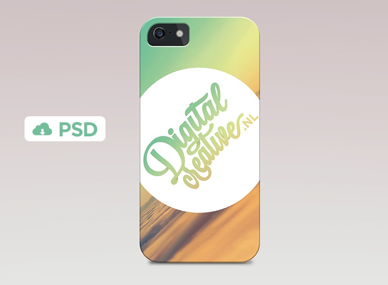 iPhone Case Design Freebie