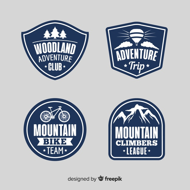 Adventure Logo Design Set