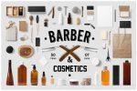 7+ Best Barber Shop Mockup PSD Designs