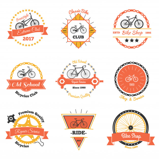 Bicycle Club Logotype Download