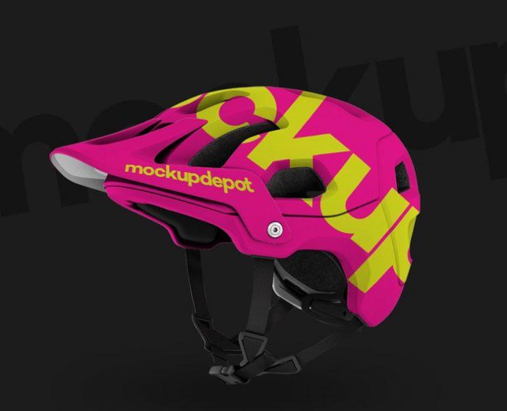 9+ Helmet Mockup PSD for Branding