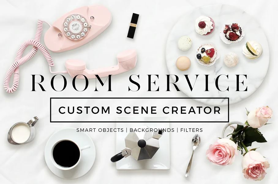 Custom Scene Creator- Room Service