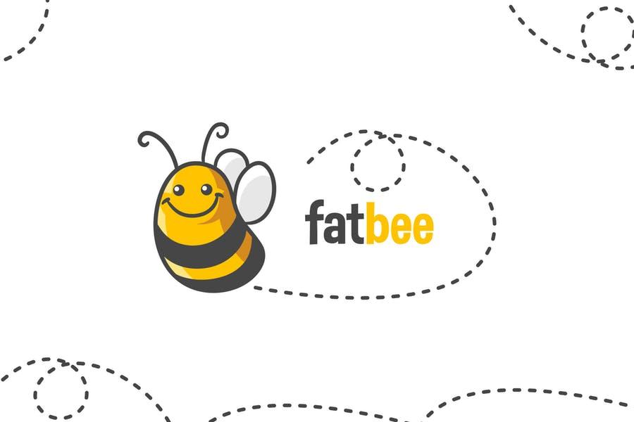 Cute Cartoon Logo Design