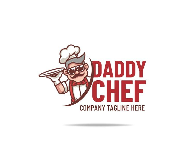 20+ Best Chef Logo Designs, Example, Inspiration