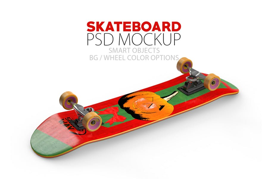 Easy Editable Board Mockup PSD