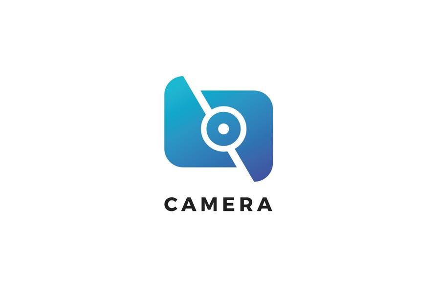 Editable Camera Logo Design