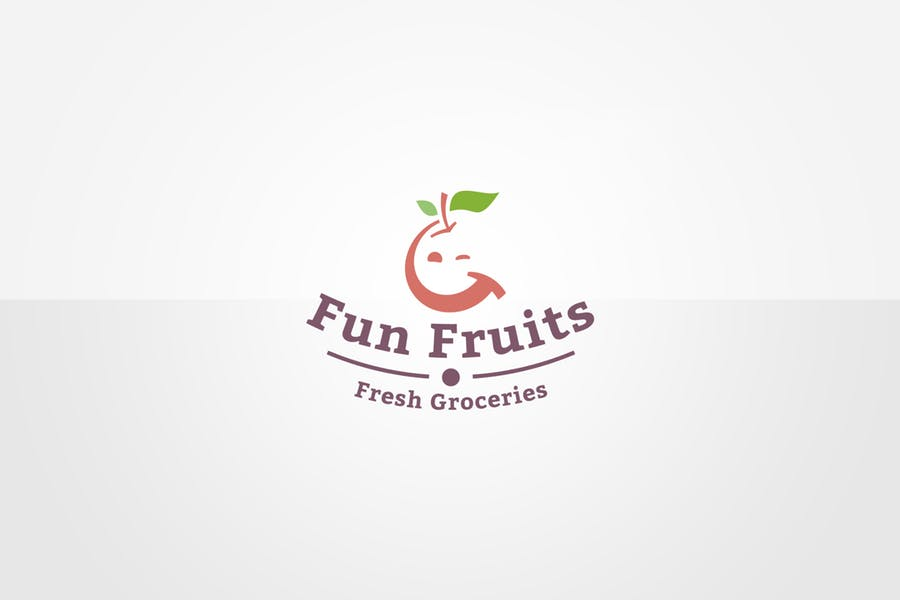 Groceries Store Logo Design