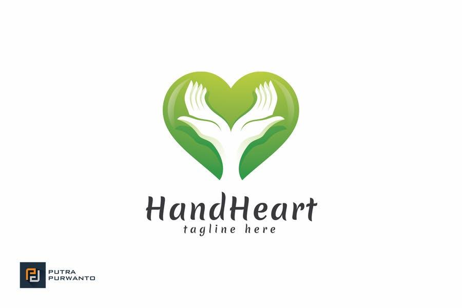 Heart Care Logo Design