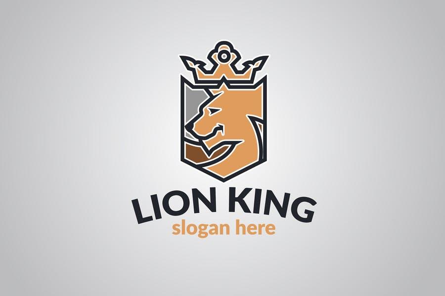 Lion Crown Identity