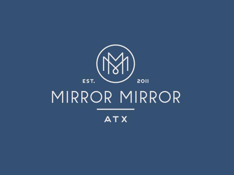 Minimal Salon Logo Design Idea
