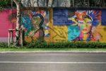 14+ Street Mockup PSD for Branding Mural & Urban