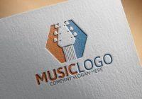 Music Company Logo Idea