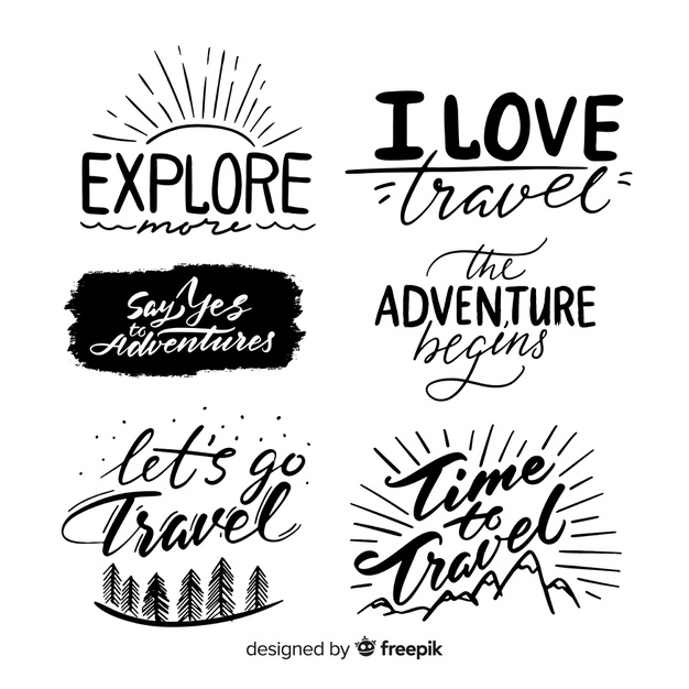 Nature and Travel Logo Download