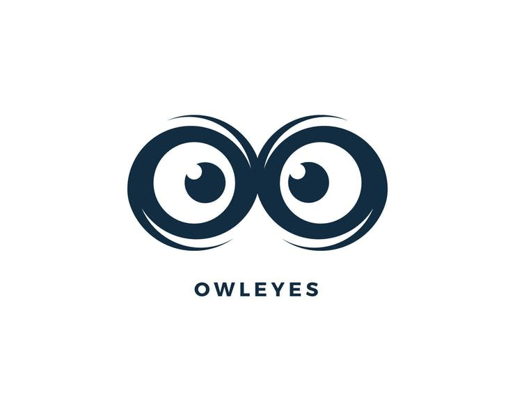 20+ Creative Eye Logo Designs, Ideas, and Examples