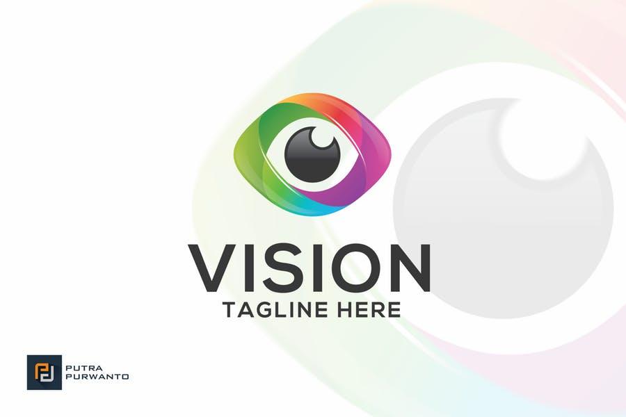 Photographer Eye Logo Design
