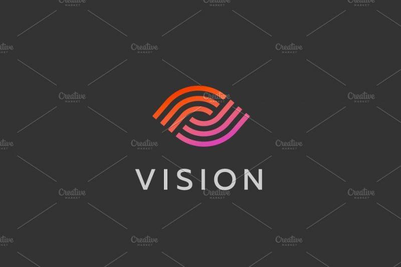 Photography Eye Logo Design