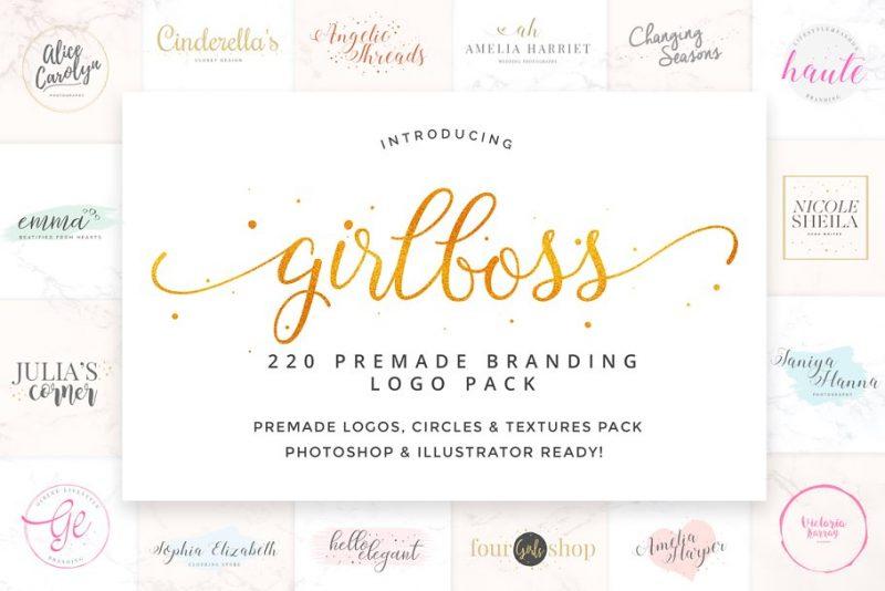 Pre Made Branding Logos