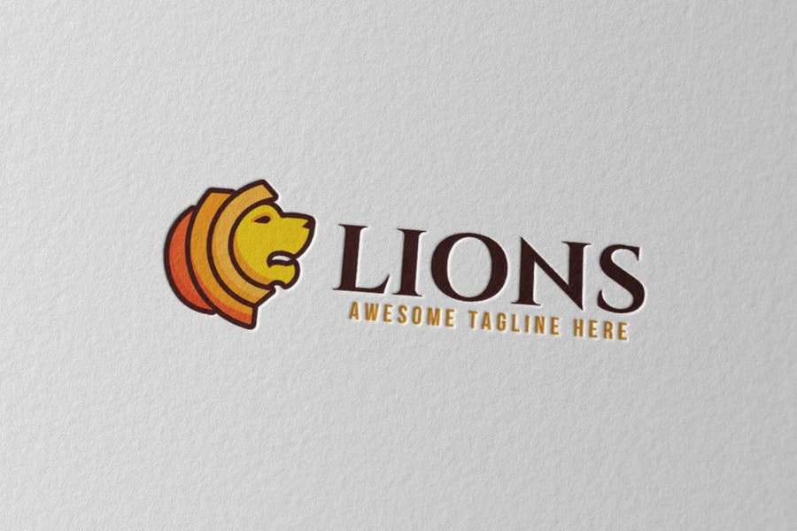 Professional Lion Logo Designs