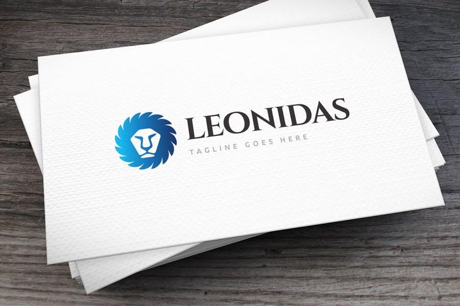 Royal Lion Logotype Design